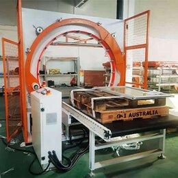 Упаковочное оборудование -  Упаковщик кип с дополнительным комплектом конвейерных лент RB-1800, 0