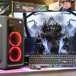 Настольные компьютеры - CS Go i5-3570 RX 470 4GB 8GB RAM 240 GB NEW, 0