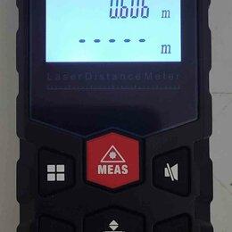 Измерительные инструменты и приборы - Лазерный дальномер Mileseey 40м., 0