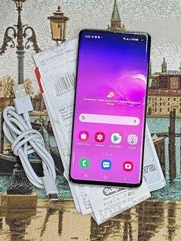 Мобильные телефоны - Смартфон Samsung Galaxy S10 8/128GB, 0