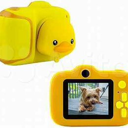 Коляски - Детский фотоаппарат X11S  Утёнок, 0