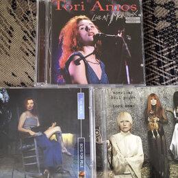 Музыкальные CD и аудиокассеты - Tori Amos CD лицензия, 0