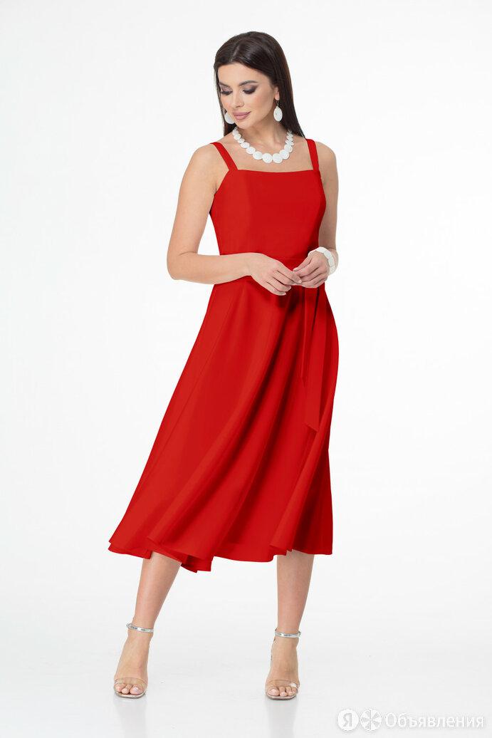 Платье М-7029 T&N красное Модель: М-7029 по цене 5800₽ - Платья, фото 0