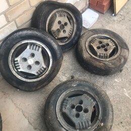 Шины, диски и комплектующие - Литые диски r13 4x100 Toyota , 0