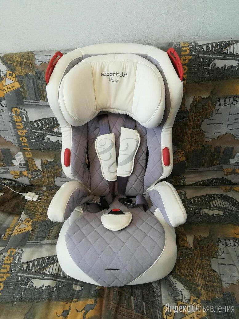 Автокресло happy baby taurus deluxe 9-35 по цене 1500₽ - Автокресла, фото 0