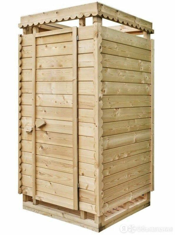 Деревянная душевая кабина по цене 13900₽ - Души, фото 0