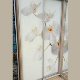 Шкафы, стенки, гарнитуры - Шкаф купе Хит с фотопечатью орхидея, 0