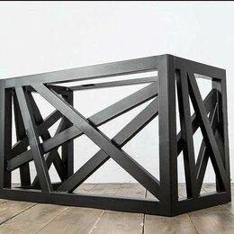 Комплектующие - Опоры для стола, подстолья, мебель лофт, 0