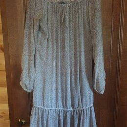Платья - Платье из шёлка, 0