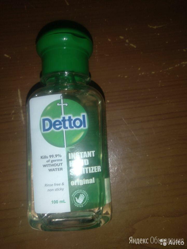 Антисептик кожный dettol 100мл по цене 10₽ - Бытовая химия, фото 0