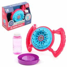 Мыльные пузыри - Набор мыльных пузырей (цвет: красно-голубой), 0