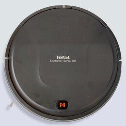 Роботы-пылесосы - Робот-пылесос Tefal RG6825WH, 0