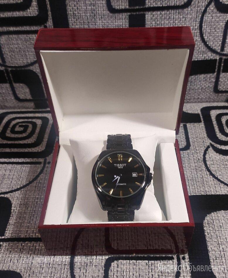 Часы мужские TISSOT механика с автоподзаводом  по цене 2800₽ - Наручные часы, фото 0