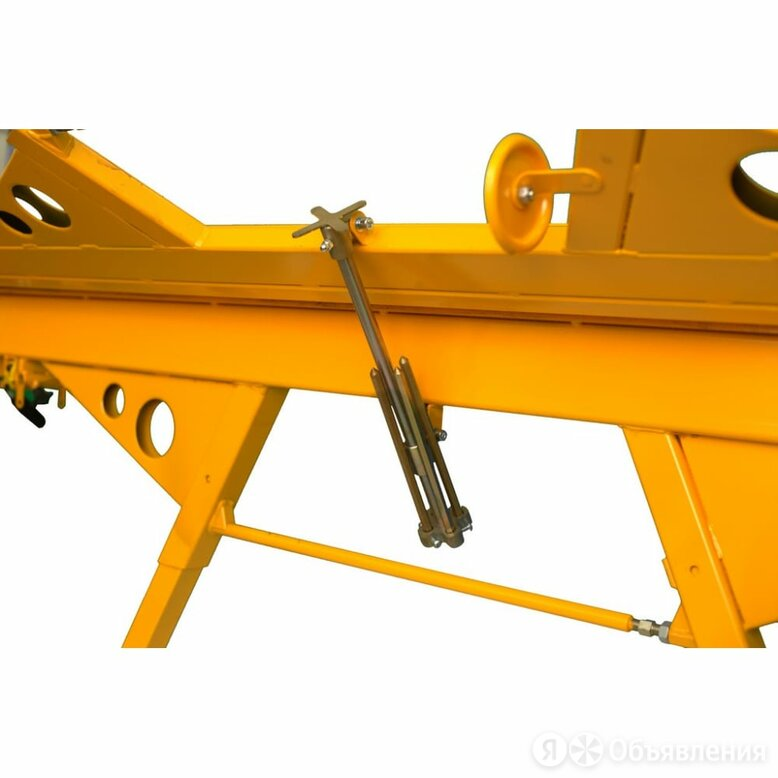 Ограничитель угла гибочной балки LBM Lite METALMASTER 17426 по цене 7581₽ - Спецтехника и навесное оборудование, фото 0