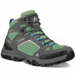 Ботинки - Комфортные трекинговые ботинки  vasque inhaler gtx (США), 0