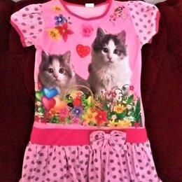 Платья и сарафаны - Платье с котиками , 0