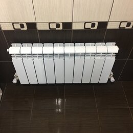Отопительные системы - Установка радиаторов , 0