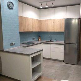Дизайн, изготовление и реставрация товаров - Дизайн кухни гостиной в современном стиле, 0