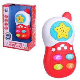 Проводные телефоны - Телефон на батарейках, в коробке 60081, 0