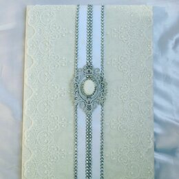 Обложки для документов - Папка для свидетельства о браке, 0