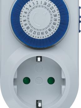 Холодильники - Таймер 61 557 NTR-A-S01-WH розет. электромех.…, 0