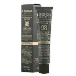 Кремы и лосьоны - Крем для рук № 98 с запахом мускуса W.Dressroom Moisturizing Perfume Hand Cr..., 0