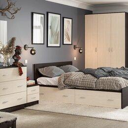 Шкафы, стенки, гарнитуры - Спальный гарнитур Ронда ИЦ 3-я комплектация, 0