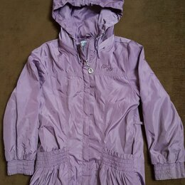 Куртки и пуховики - Детская легкая курточка для девочки, 0