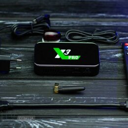 ТВ-приставки и медиаплееры - Тв-приставка android Ugoos X3 pro 4K + подготовка , 0