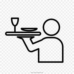 Обслуживающий персонал - Ранер (уборка столов), 0