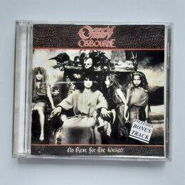 Музыкальные CD и аудиокассеты - CD OZZY OSBOURNE 1988 NO REST FOR THE WICKED EU UNOFFICIAL RELEASE NM / NM, 0