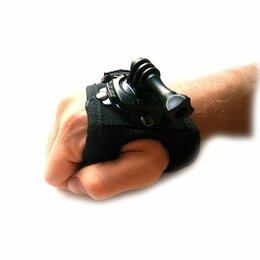 Аксессуары для экшн-камер - Крепление 360 градусов на кисть для экшн-камеры, 0