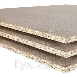 Древесно-плитные материалы - ДСП 2,75х1,83 *16мм, 0