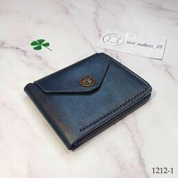 Кошельки - Кожаный кошелёк, 0