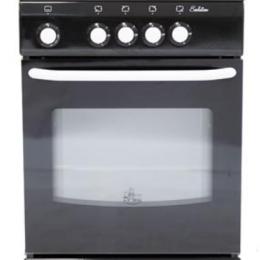 Плиты и варочные панели - Газовая плита Electronicsdeluxe 5040.38 г(щ) черн, 0