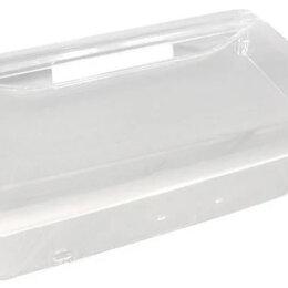 Аксессуары и запчасти - Панель овощного ящика холодильника INDESIT (250х170х50 мм) C00385672, 0