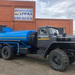 Спецтехника и навесное оборудование - Урал Ац-10 (Автоцистерны для питьевой воды), 0