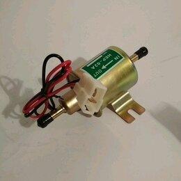 Двигатель и комплектующие - Бензонасос низкого давления HEP-02A, 0