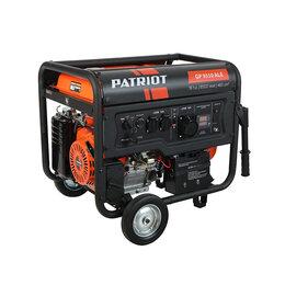 Электрогенераторы и станции - Генератор бензиновый Patriot GP 9510ALE, 0