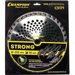 Для дисковых пил - Нож с зубцами из твердого сплава Strong 36/255/25,4, 0