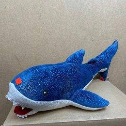 Мягкие игрушки - Мягкая игрушка акула 80 см, 0