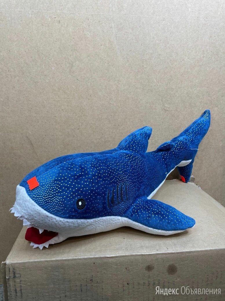 Мягкая игрушка акула 80 см по цене 400₽ - Мягкие игрушки, фото 0