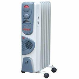 Обогреватели - Масляный радиатор ом-7нв (1,9 квт) ресанта, 0