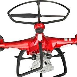 Квадрокоптеры - Квадрокоптер XY6 с камерой Full HD и 4K, 0