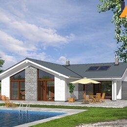 Готовые строения - Энергоэффективный каркасный дом кд-508 11х7 м, 0