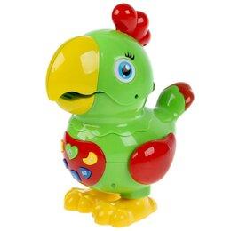 Развивающие игрушки - Говорящий попугай Кеша, МДружинина, песни из м/ф…, 0