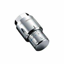 Комплектующие для радиаторов и теплых полов - Термостат Uni SH, хромированный, 0