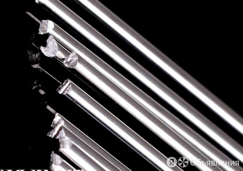 Пруток алюминиевый 130 мм Д16 (с АТП) по цене 219₽ - Металлопрокат, фото 0