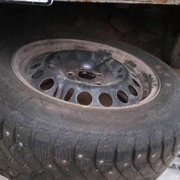 Шины, диски и комплектующие - Колеса зимние штамповкиКруз, 0