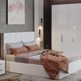 Кровати - Спальный гарнитур «Эста» №3, 0